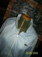 Vintage Lacoste satin nylon padded jacket '70s made in France