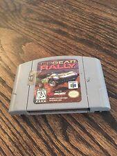 Top Gear Rally (Nintendo 64, 1997) N64 Game Cart- NE5