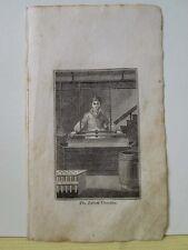 Vintage Print,FALLOW CHANDLER,Mechanical Arts,1827,Watts,Occupations