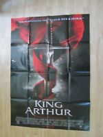 Filmplakat - King Arthur ( Clive Owens , Keira Knightley )