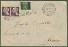 Luogotenenza. Lettera del 13.2.1946