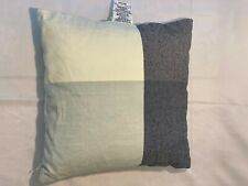 🆕 Threshold Oversize Check Toss Pillow | Blue | 24 in x 24 in