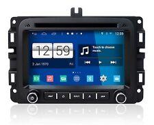 Android 4.4 Car GPS Navi DVD Radio Stereo For Dodge Ram 1500 2500 3500 13-16