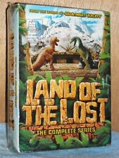 Land of the Lost The Complete Series (DVD, 2009, 8-Disc Set) Sid & Marty Krofft