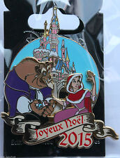 Beauty and the Beast Disney Pins & Buttons (1968-Now)