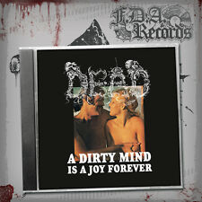 Dead-a dirty mind is a JOX FOREVER-CD-death metal (FDA Records)