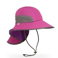 SunDay Afternoons PLAY HAT KID Sun Protection Hat Blossom 5-9 years Lg NEW