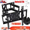 """TV Wall Bracket Mount Swivel Tilt for Brand 32 -55"""" LED LCD 3D Plasma Cantilever"""