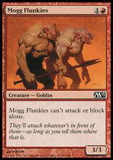 MTG 4x MOGG FLUNKIES - MOGG TIRAPIEDI - M13 - MAGIC