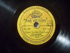 "Victory Band/aidwych players ""Cryin 'for the Caroline/union jack"" 17,5cm"