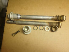 Yamaha  5G2-W2311-00 & 5G2-23170 XJ750Seca81-83fork oil lock valve & cyl frtfork