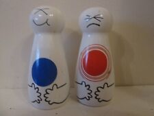 Retro - ASILONE protects salt and pepper set