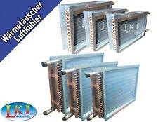 Wärmetauscher • Luftkühler • Erhitzer • Heizung • Heizer • Kühler in div. Größen