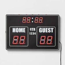 Boys Room Decor Sports Theme Kids Scoreboard Sign Wall Room Home Light Bedroom