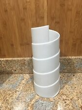 Rosenthal China White MCM Mid Century Vase By Morandini Studio Line