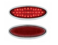 1949 1950 Ford Car LED Taillights Pair taillight tail light tale crestline brite