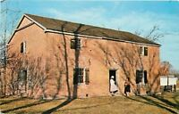 Brookville IN~Oldest Church in Indiana~1960 Postcard