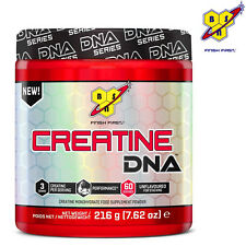 BSN CREATINE MONOHYDRATE DNA 60 SERV. Muscle Strength & Growth Food Supplement