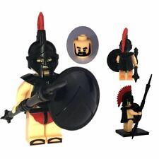 Phalangite Grec Sparte mini figurine personnage soldat + arme Sarisse