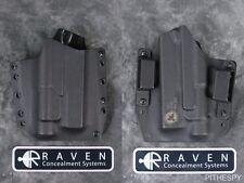 Raven Concealment Glock 20 21 SF Streamlight TLR-1 S Short Shield Holster