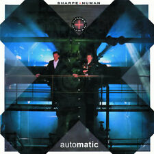 Sharpe and Numan : Automatic CD (2010) ***NEW*** FREE Shipping, Save £s