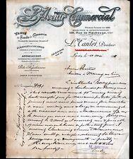 """PARIS (X°) VENTE de COMMERCES """"Agence L'AVENIR COMMERCIAL / TANTET"""" 1911"""