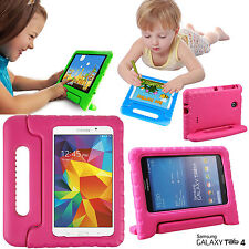 Kids Shock Proof Case for Samsung Galaxy Tab 4 7.0 inch Nook Tablet Back Cover