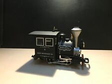 LGB G Scale 2077d HELENA IRON MOUNTAIN Co. Steam Engine Locomotive