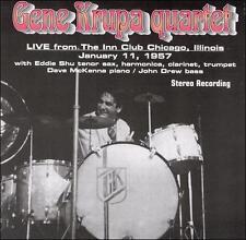 Gene Krupa : Live from Inn Club Chicago Ill CD (2001)