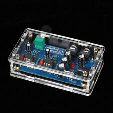 47 HIFI NE5532 Headphone Amplifier DIY PCB AMP Kit With Transparent Case N9F6