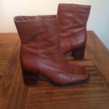 Jones Block Ankle Boots for Women