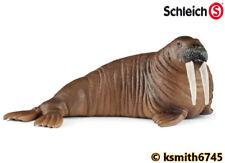 Schleich Morsa Juguete Animal Salvaje Zoológico de plástico sólido Marina criatura del mar * Nuevo * 💥