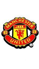 Manchester United MAGNETE Full Colour Club Crested Calcio Ufficiale Regali