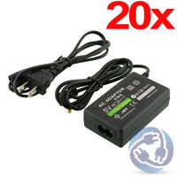 Lot - 20X AC Adapter Power Supply Charger Plug for Sony PSP 1000 2000 3000 A/C