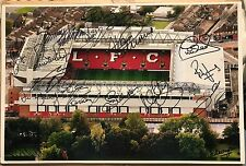 Anfield Photo (18x12) Signed by 19 Legends. LFC. Kop. Fowler. Istanbul.Autograph