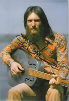 A 12 x 8 inch photo personally signed by Musician Steve Cropper Booker T. (1).