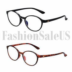 UV400 Reading Glasses Readers Blue Light Blocking Unisex Presbyopic Glasses