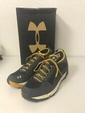 Under Armour Men's Burnt River Hiking Shoe Boots Gray Moccasin Size 10.5 NEW