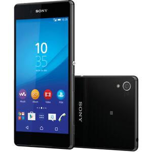 Sony Xperia Z3 Plus in schwarz