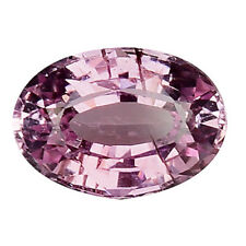0.725 Cts MAGNIFICENT AMAZING PINK NATURAL SAPPHIRE OVAL ,VIDEO IN DESCRIPTION