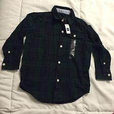 Gap Kids Size XS (4-5) Longsleeve Button-Down Shirt
