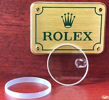 NEW Sapphire Crystal For Rolex Ladies 26mm Watch