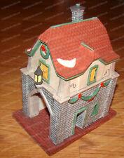 Lion Head Gate House (Dept. 56, Heritage Village Accessories 5530-1) 1992