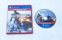 Battlefield 4 (Sony PlayStation 4, 2013) PS4 PS5 FAST FREE SHIPPING!!!