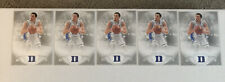 Seth Curry 2013-14 SP Authentic Rookie 5 Card Lot