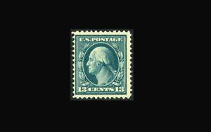 US Stamp Mint OG, VF S#365 Lightly hinged, PF Certificate, formerly H.R. Harmer