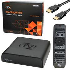 Kartina TV Comigo Quattro IPTV Box Receiver Android Russian IP ( Kein Vertag )
