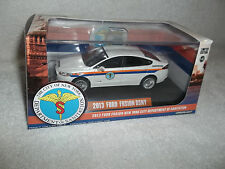 Greenlight 1/43 Hobby Exclusive 2013 Ford Fusion New York City Department Of San