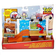 Disney Pixar Toy Story Andys Room Mini Figure Playset New and Factory Sealed