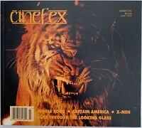 CINEFEX 147 Jungle Book, Captain America, X-Men, Alice Through... NEW FREE PP